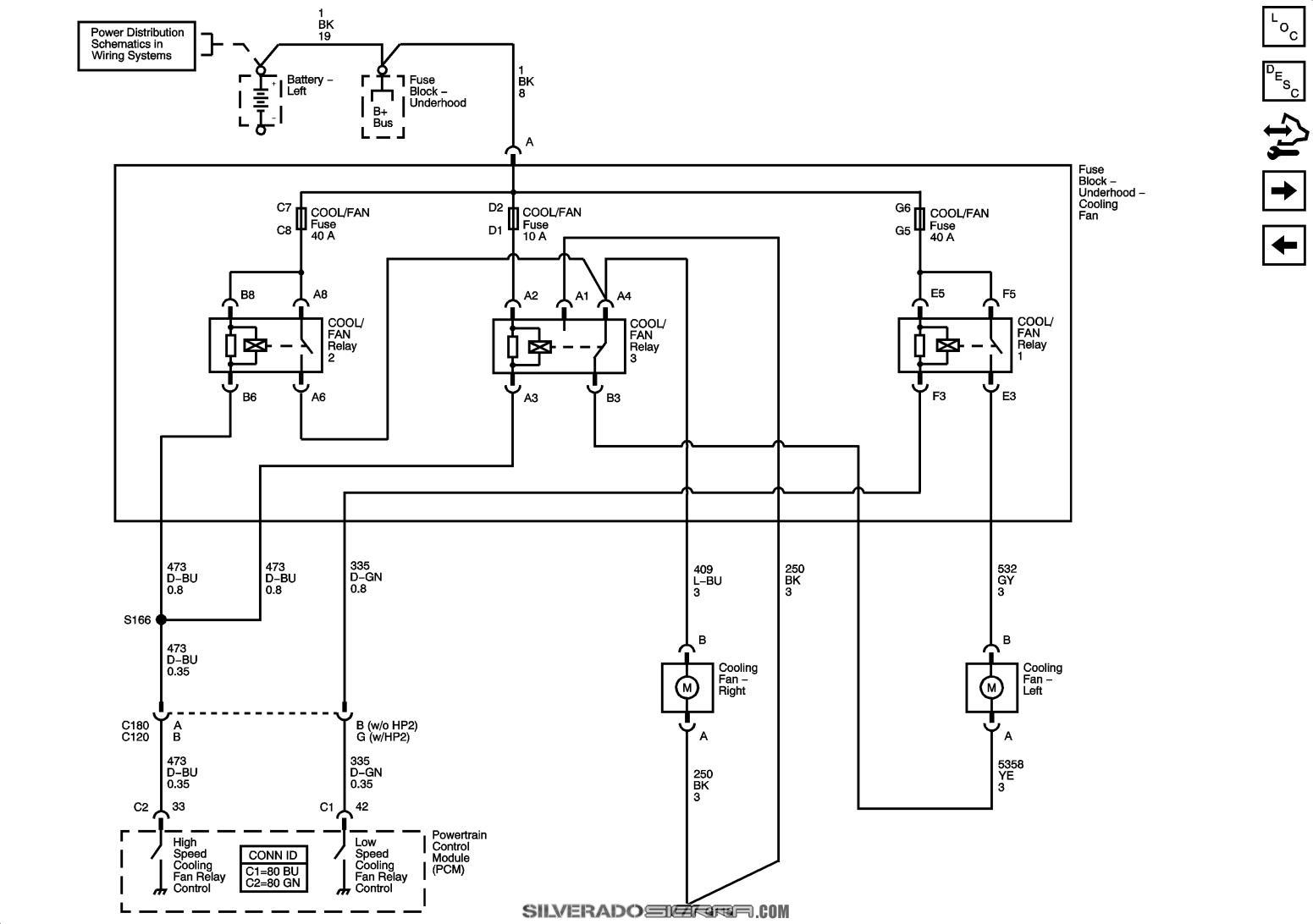 Zb 6972 2011 Chevy Silverado Cooling Fan Wiring Diagram Wiring Diagram