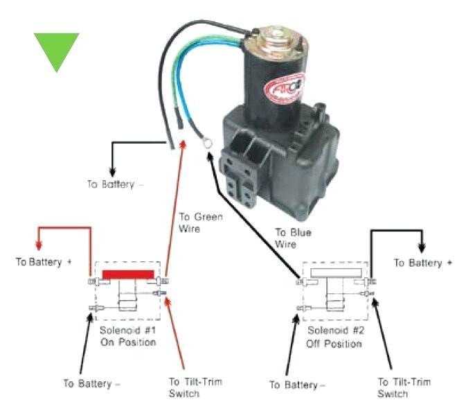 Be 2966 Mercruiser Trim Motor Wiring Diagram Download Diagram