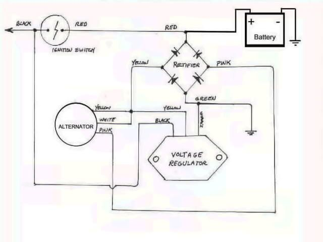 Pleasing Honda Cb Simplified Wiring Wiring Motorcycle Tips Diagram Wiring Cloud Biosomenaidewilluminateatxorg