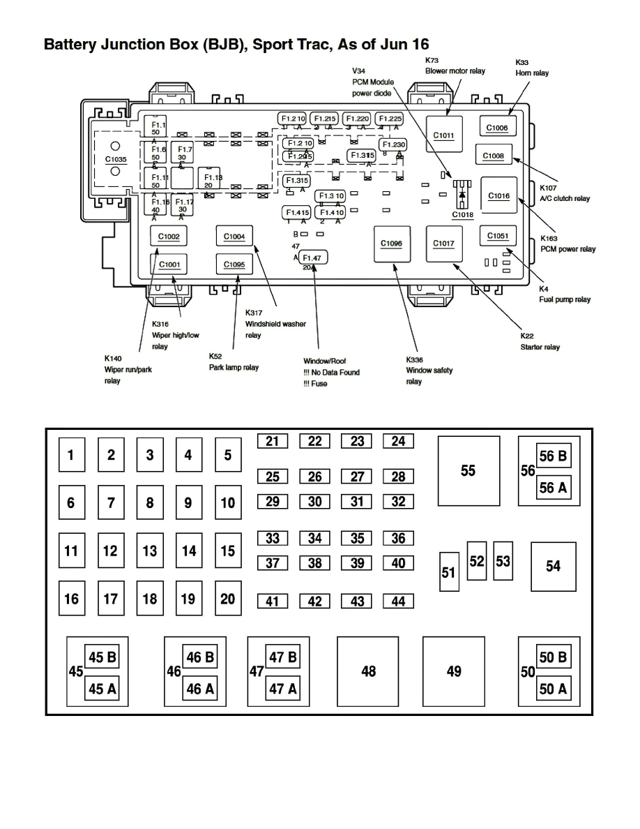 XH_9590] 2001 Ford Explorer Solenoid Location Wiring Diagram Photos For  Help Download DiagramLexor Dict Eachi Bemua Mohammedshrine Librar Wiring 101