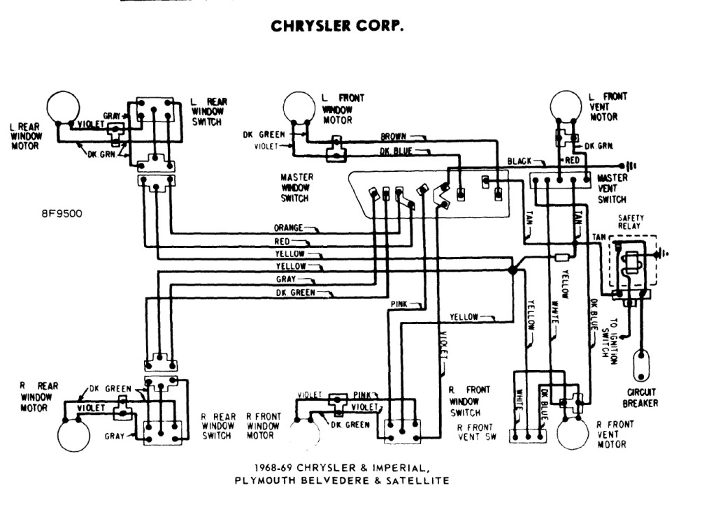 Window Switch Power Window Wiring Diagram Chevy from static-assets.imageservice.cloud