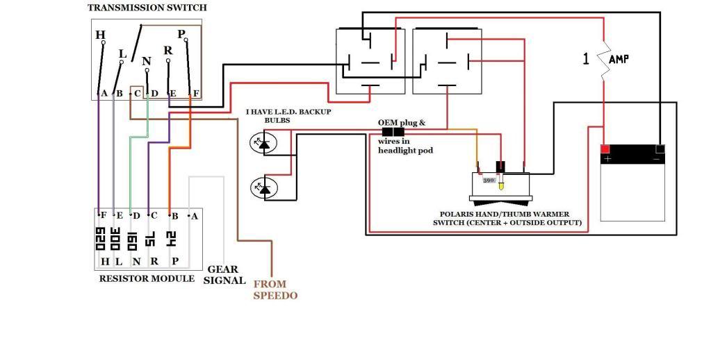 Polaris 90 Scrambler Wiring Diagram