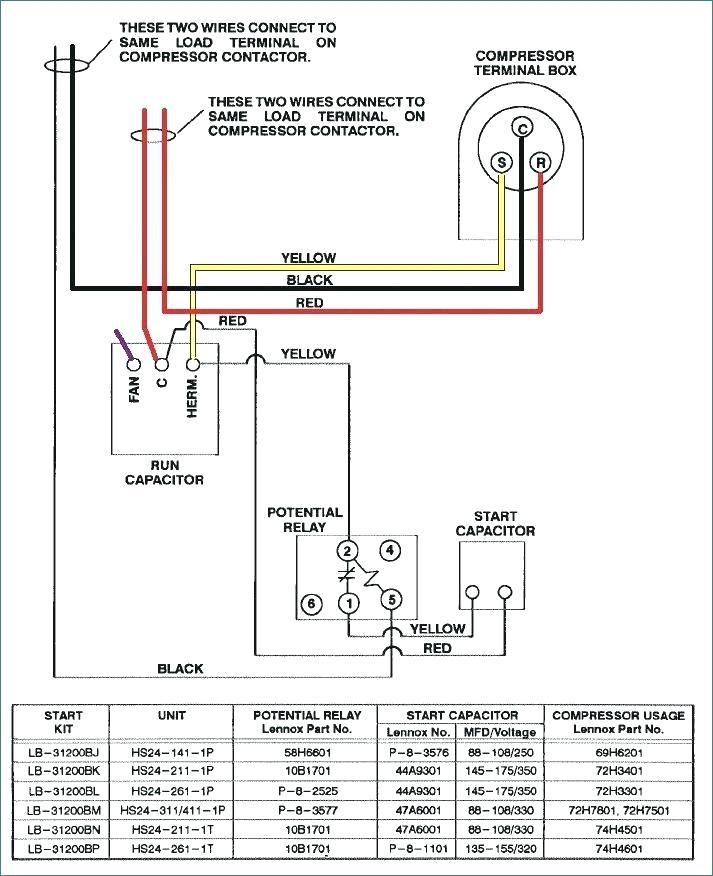 Lennox A C Wiring Diagram