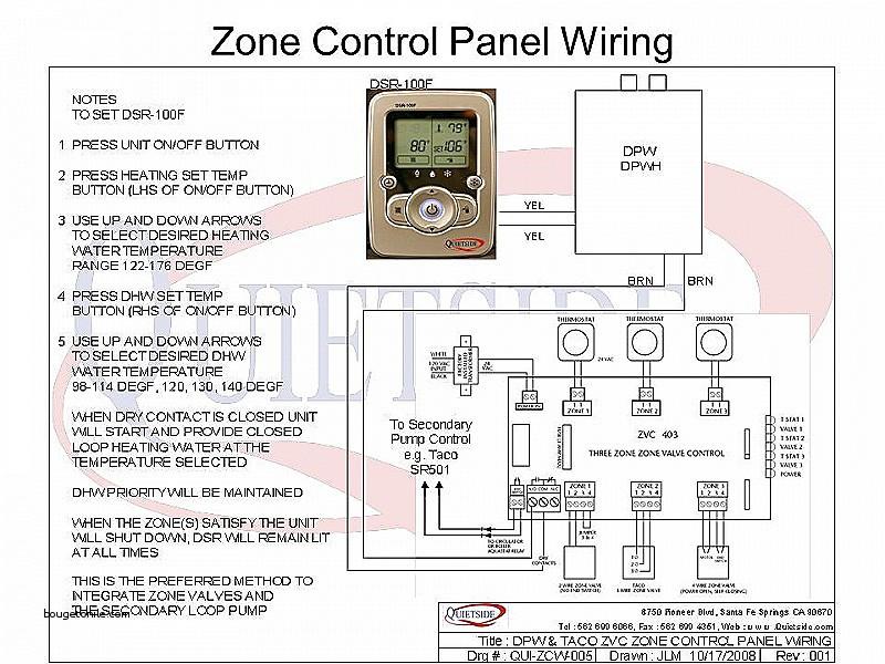 Taco 007 Wiring Diagram