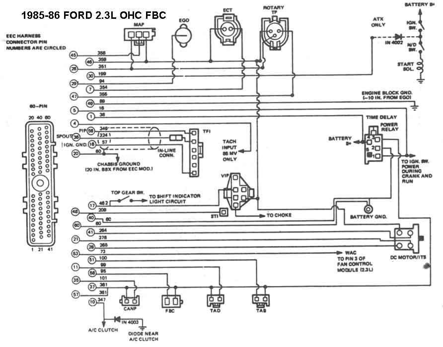 89 ford mustang engine wiring diagram | save wiring diagrams gold  wiring diagram library