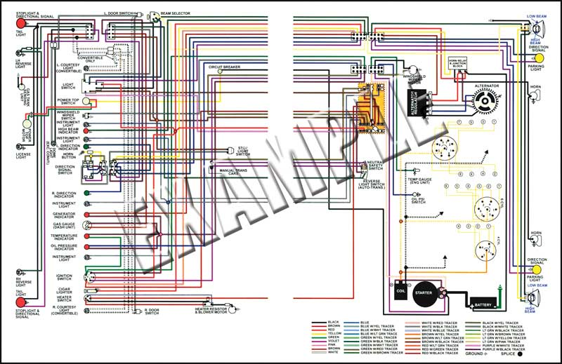 Stupendous 1967 Impala Wiring Diagram Free Wiring Diagram Data Wiring Cloud Uslyletkolfr09Org