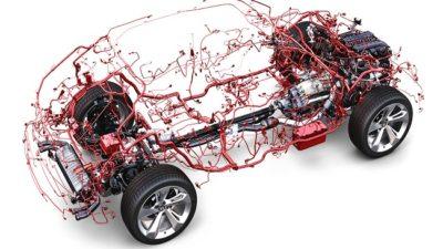 Fabulous Automotive Wiring Harness Wiring Diagram G8 Wiring Cloud Monangrecoveryedborg