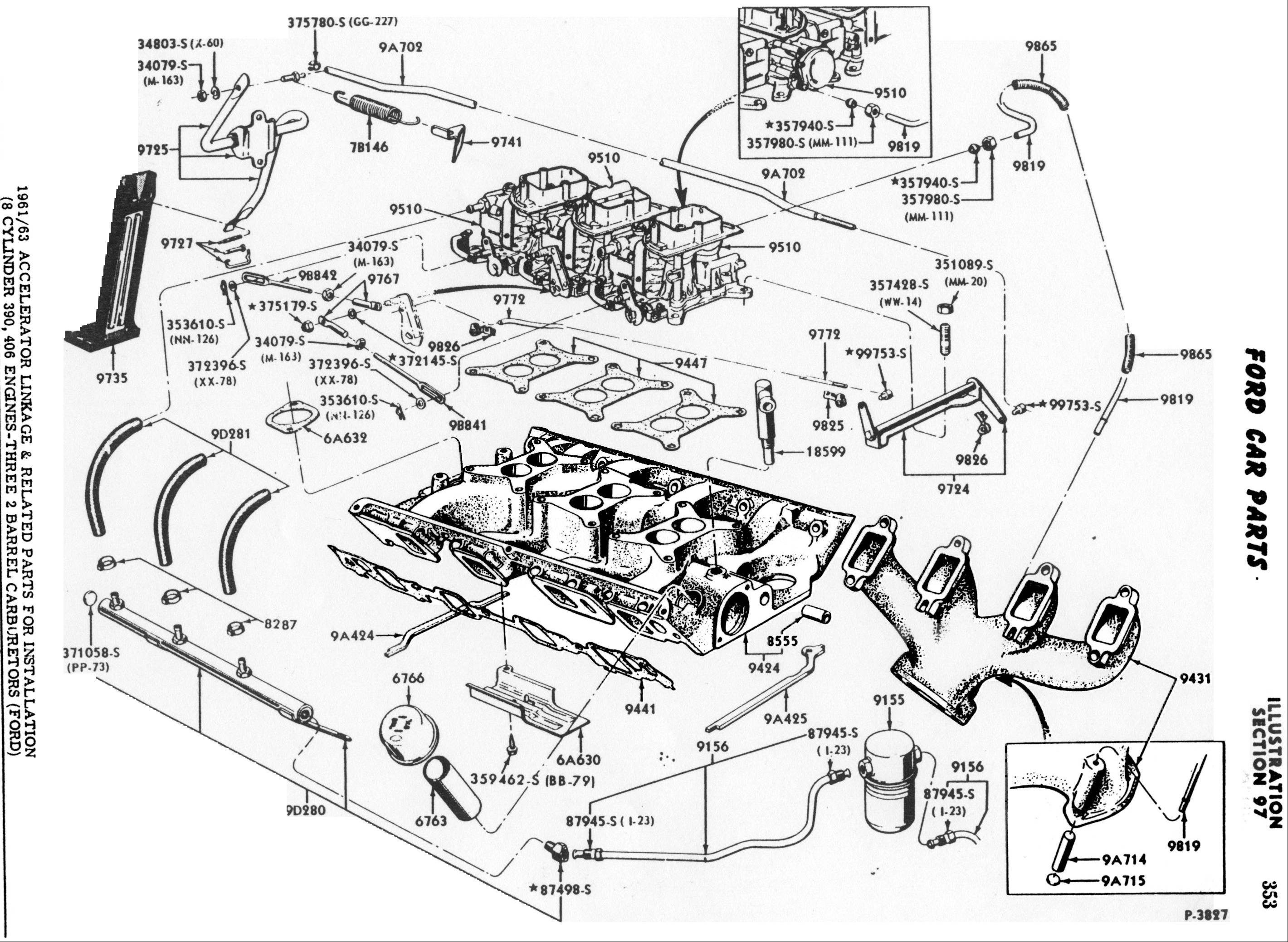 [FPWZ_2684]   | Ford 460 Engine Part Diagram |  |