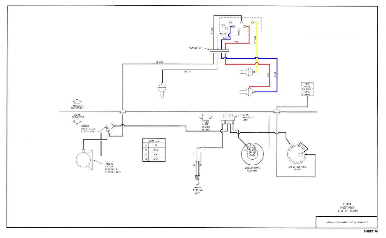 Zf 0831 1987 Mustang 5 0 Wiring Diagram Schematic Wiring