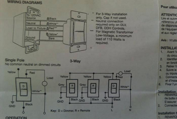 Swell Lutron Diva Cl Dimmer Diva Dimmer Wiring Diagram 3 Way Light Two Wiring Cloud Rometaidewilluminateatxorg