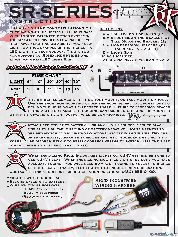 [SCHEMATICS_48YU]  TY_3834] Rigid Industries Wiring Harness Diagram Moreover Rigid Industries | Rigid Industries Wiring Diagram |  | Plan Wigeg Mohammedshrine Librar Wiring 101
