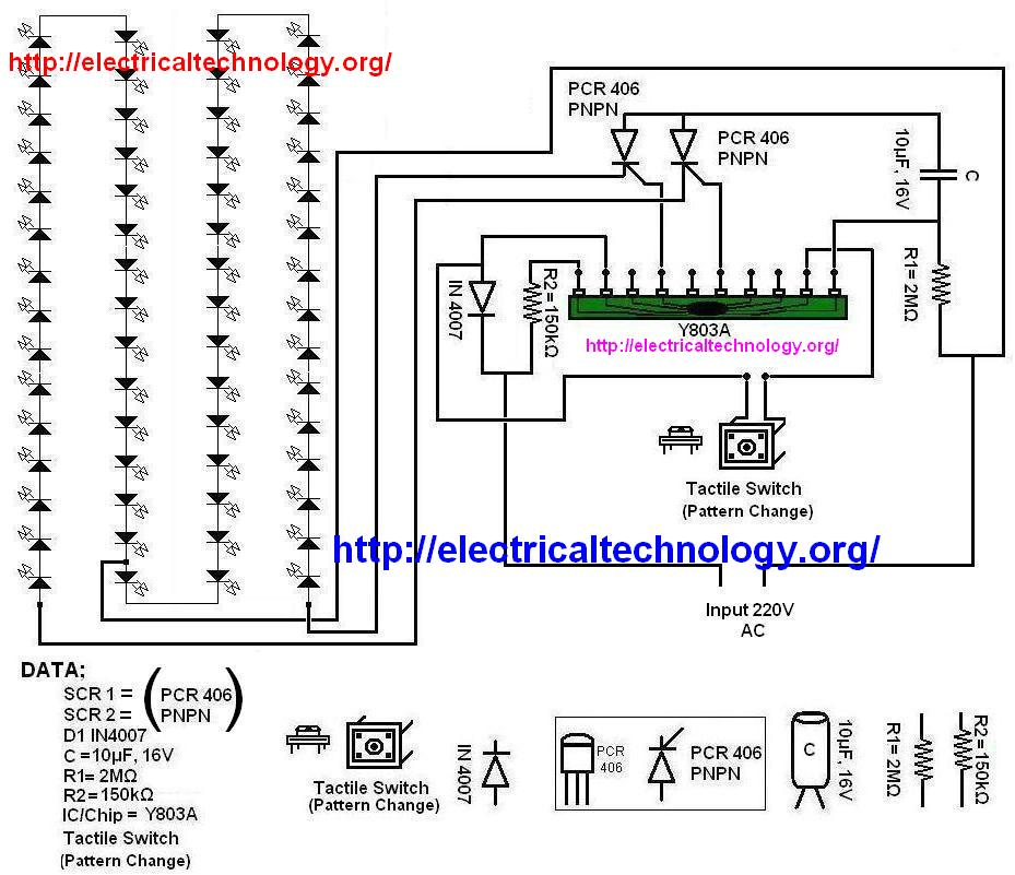dh1946 christmas light string wiring diagram parallel