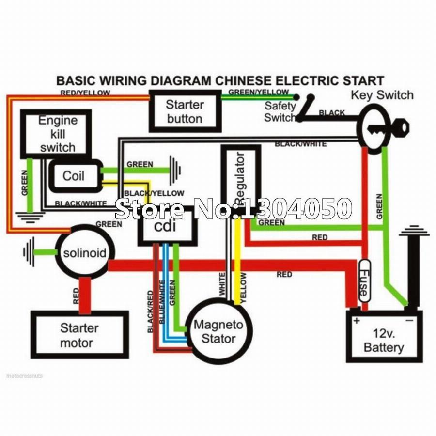 Tremendous Eton Scooter Wiring Diagram Basic Electronics Wiring Diagram Wiring Cloud Filiciilluminateatxorg