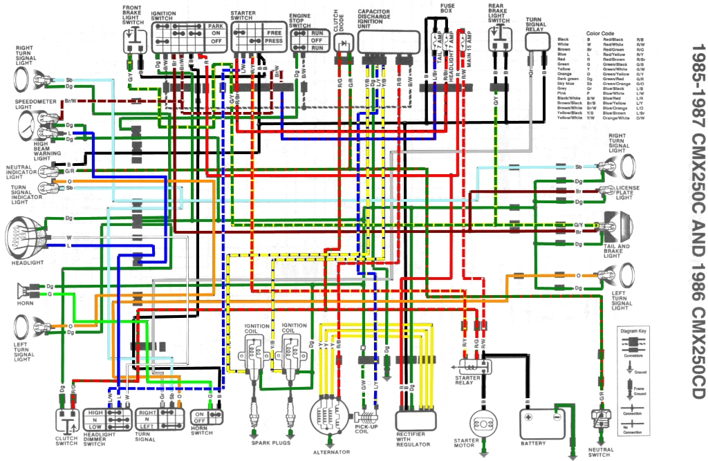 Diagram  2000 Cr250r Wiring Diagram Full Version Hd