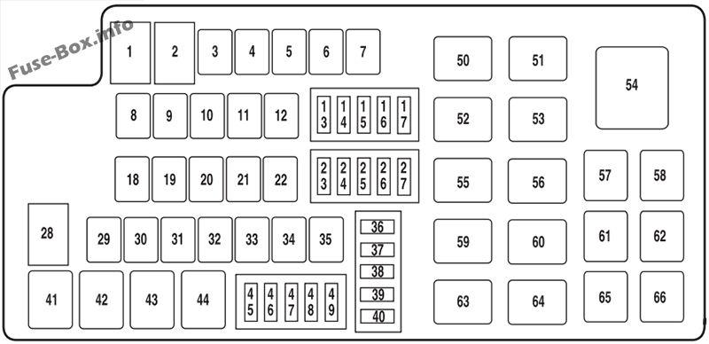 CY_1775] Fuse Box Diagram For 2011 Ford Flex Wiring DiagramWww Mohammedshrine Librar Wiring 101