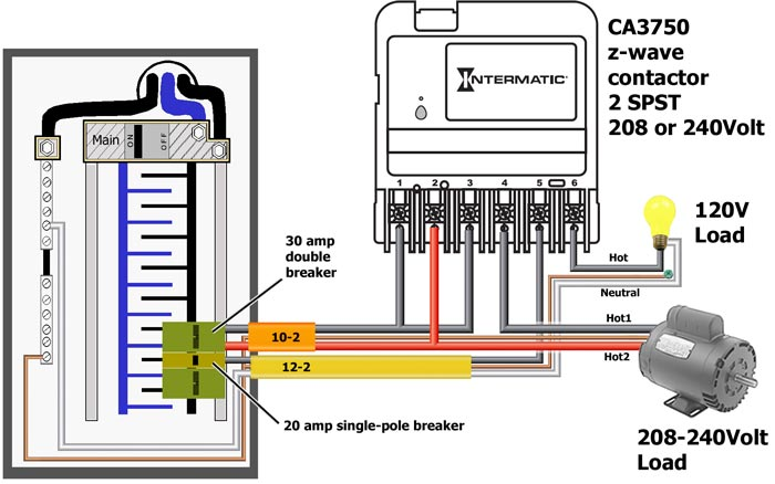 [DIAGRAM_3US]  ED_6771] Contactor Wiring 208 Schematic Wiring | 240 Volt Contactor Wiring Diagram Schematic |  | Mecad Lious Verr Meric Scoba Mohammedshrine Librar Wiring 101