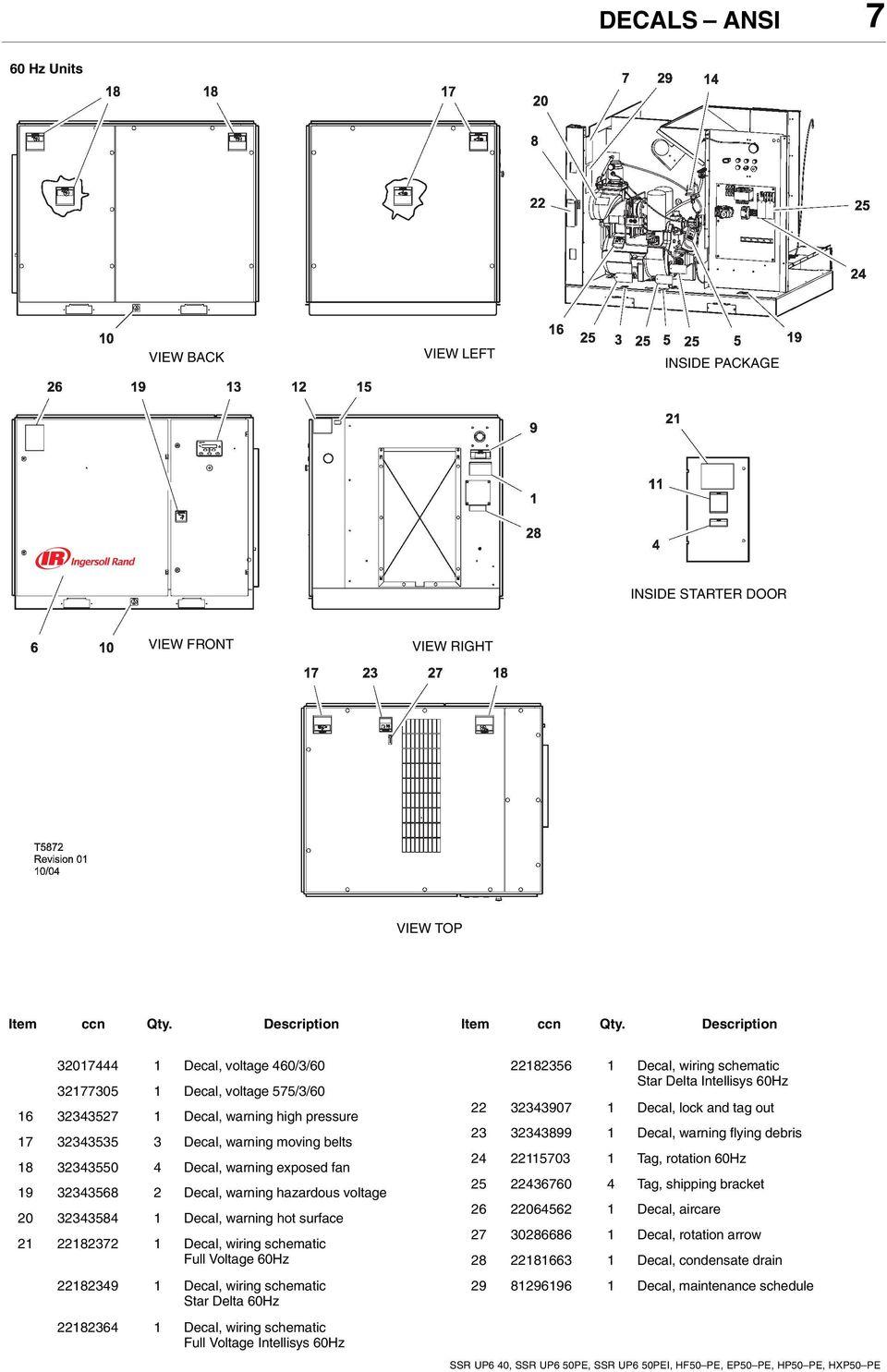 Ingersoll Rand Dd24 Wiring Diagram