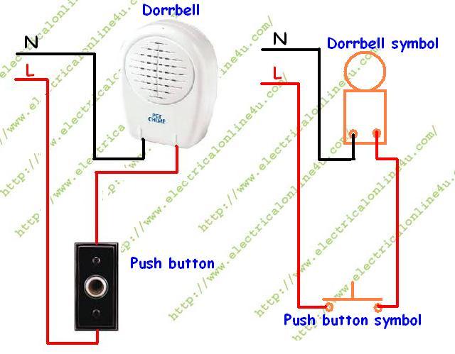 Wc 0350 Doorbell Circuit Diagram Wiring Harness Wiring Diagram Wiring Wiring Diagram
