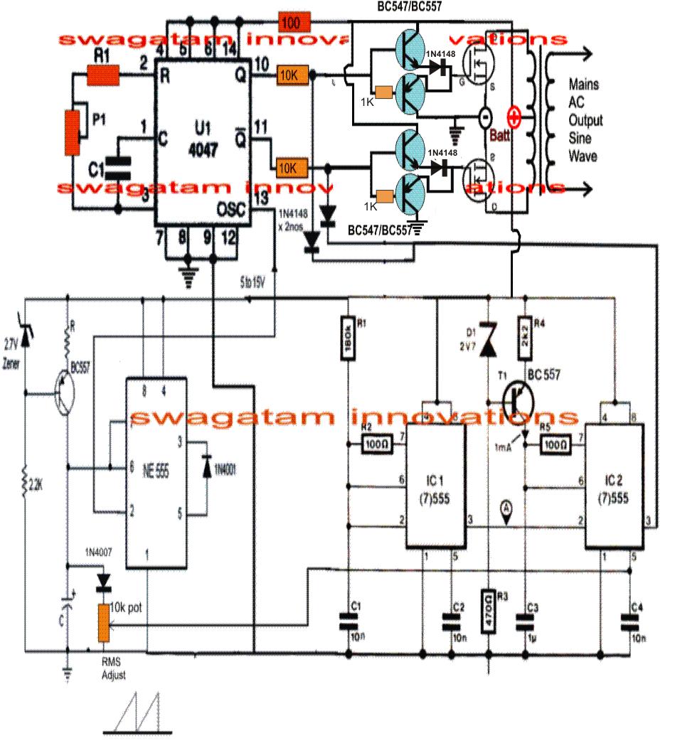 Astounding 1000 Watt Inverter Circuit Diagrams Wiring Library Wiring Cloud Hisonepsysticxongrecoveryedborg