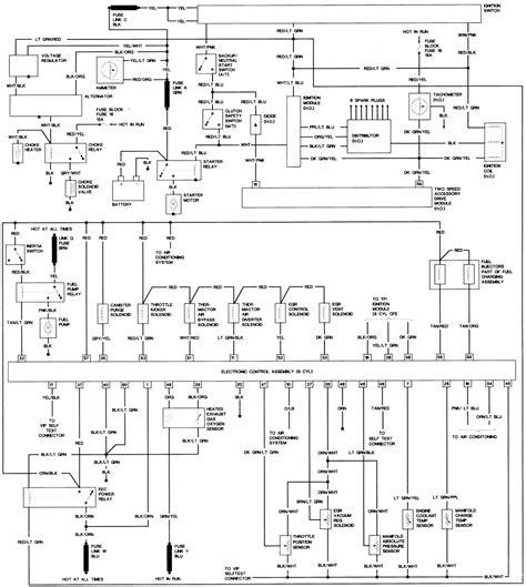 Fantastic 85 Mustang Ignition Wiring Diagram Epub Pdf Wiring Cloud Mousmenurrecoveryedborg