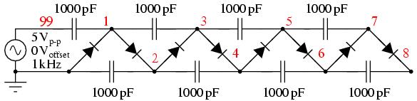 Fantastic Voltage Multipliers Doublers Triplers Quadruplers And More Wiring Cloud Picalendutblikvittorg