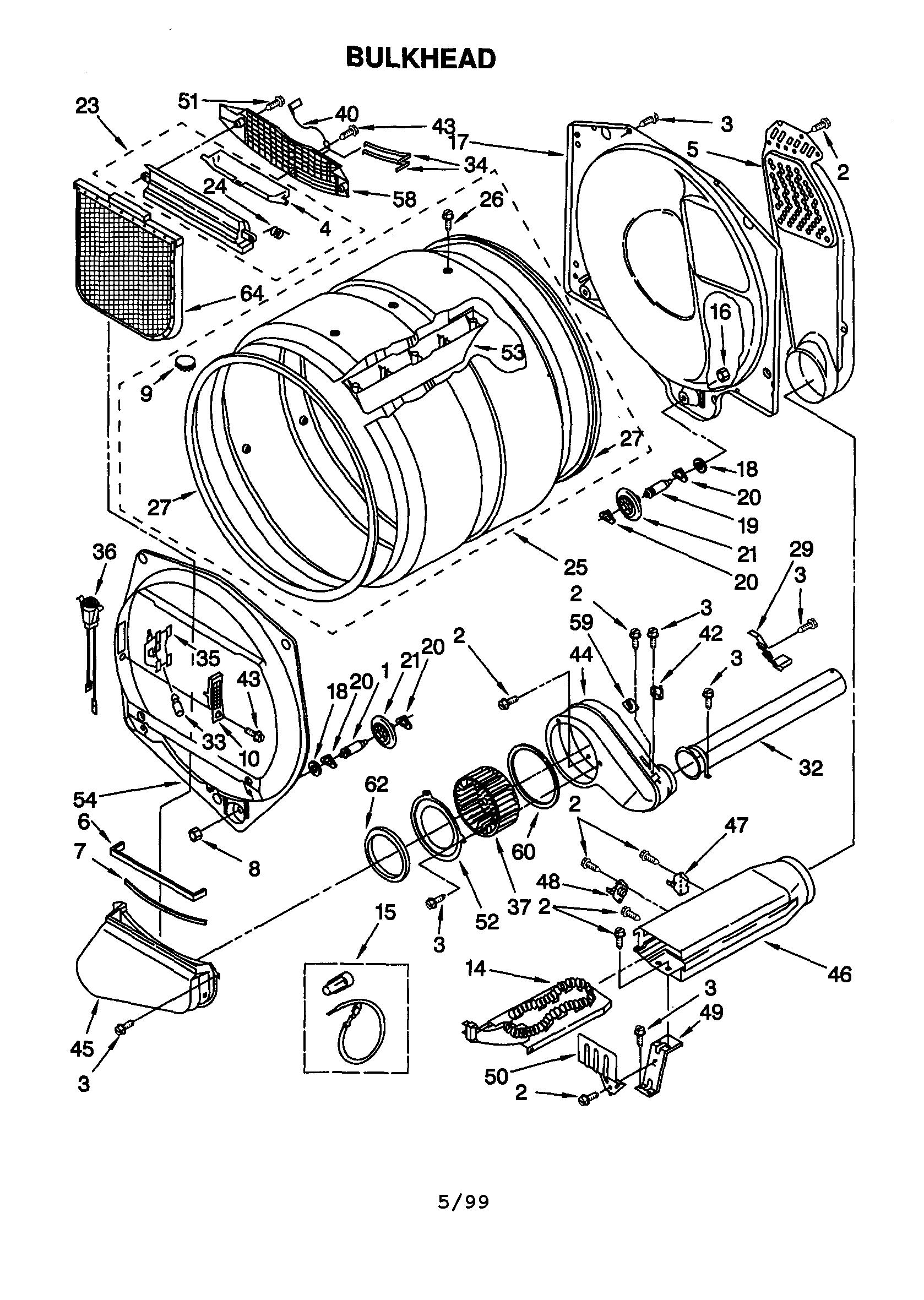 kenmore elite he5t wiring diagram tx 0299  elite dryer parts diagram furthermore kenmore gas dryer  elite dryer parts diagram furthermore