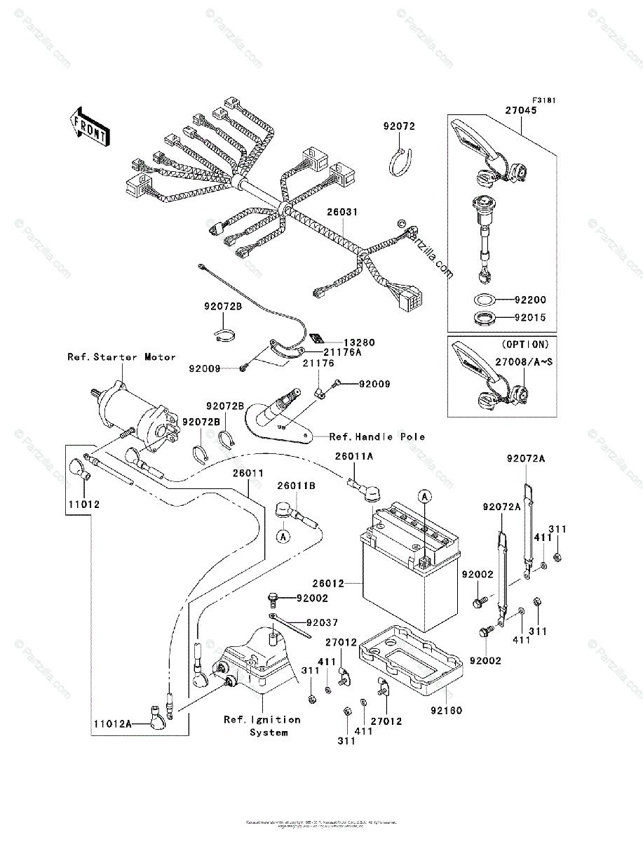 Vulcan 900 Wiring Diagram