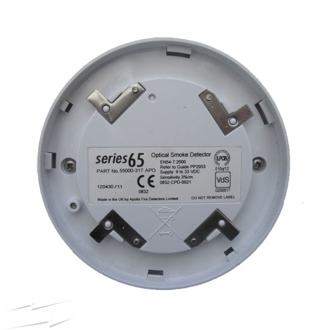 Fe 8874 The Fire Alarm Circuit With The Metal Plate As The Fog Sensor