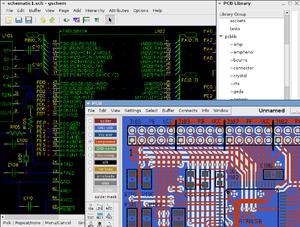 Yv 0517 Circuit Simulator Nl5 Circuit Simulator Quite Universal Circuit Download Diagram