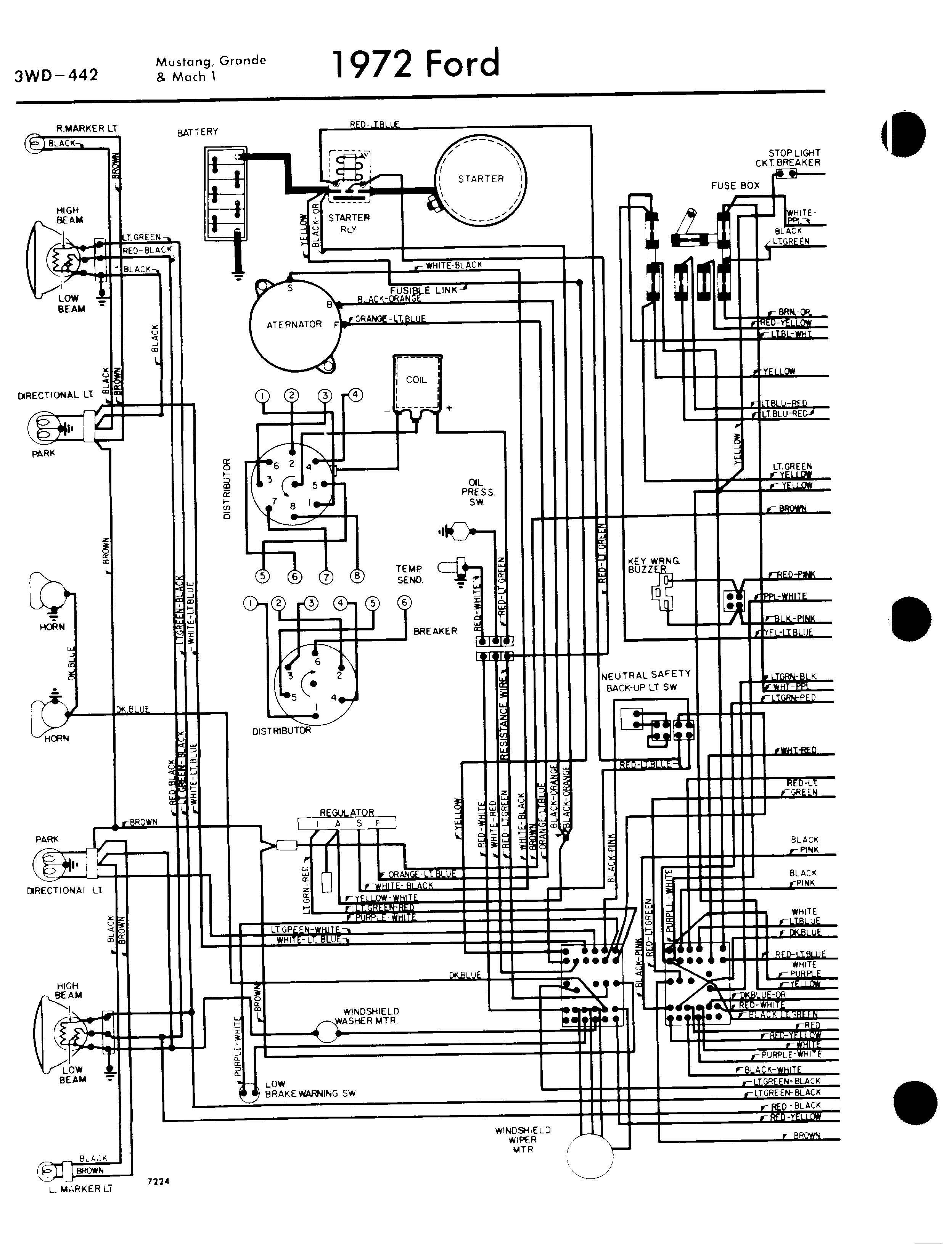 Miraculous Harness Diagram Ford Mustang Ignition Switch Wiring Diagram 1973 Wiring Cloud Photboapumohammedshrineorg