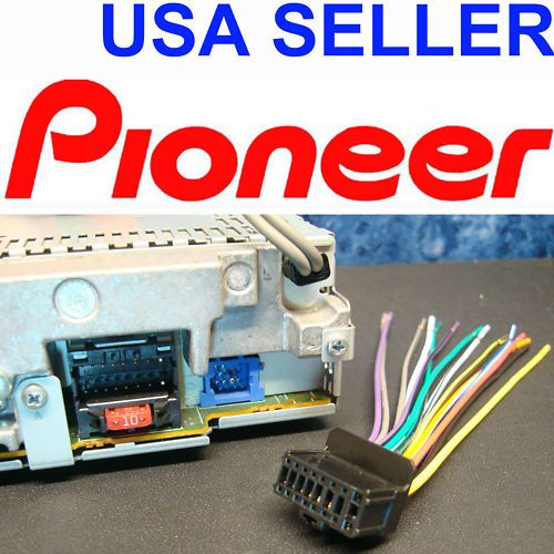 Hx 1173 Pioneer Deh 1200mp Wiring Pioneer Wiring Diagram