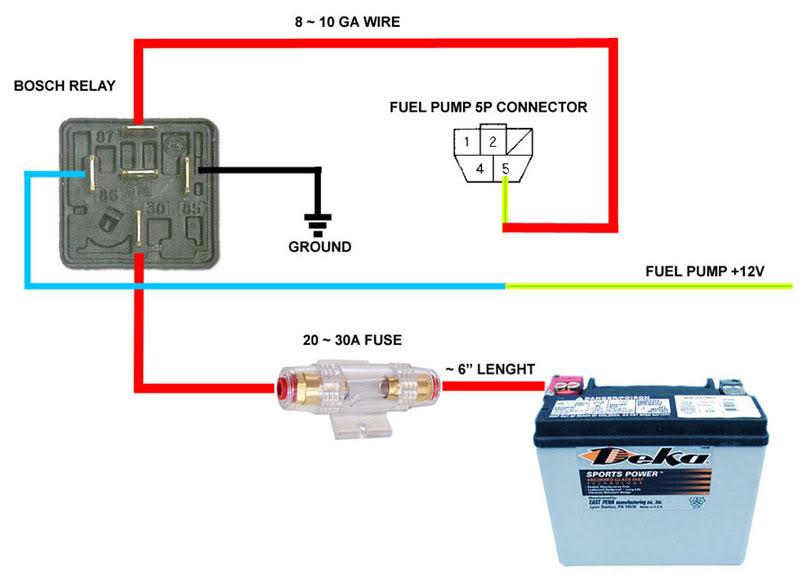[DIAGRAM_0HG]  EG_4770] Relay Wiring Diagram Fuel Pump Fuel Pump Runs Continuously 5 Pin  Relay Download Diagram | Bosch Fuel Pump Relay Wire Diagram |  | Pead Neph Sapre Phae Mohammedshrine Librar Wiring 101