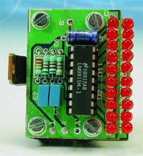 Superb Car Stereo Led Power Vu Meter Elektor Magazine Wiring Cloud Rineaidewilluminateatxorg