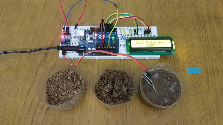Surprising Interfacing Soil Moisture Sensor With Arduino Wiring Cloud Intelaidewilluminateatxorg
