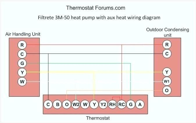 Wiring Diagram To Connect A Goodman Heat Pump To A Bryant