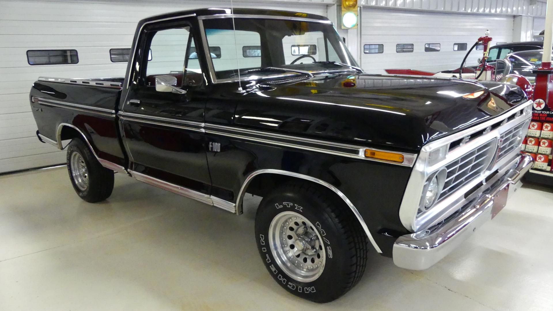 Groovy 1973 Ford F100 Ranger Xlt Stock R90835 For Sale Near Columbus Oh Wiring Cloud Monangrecoveryedborg