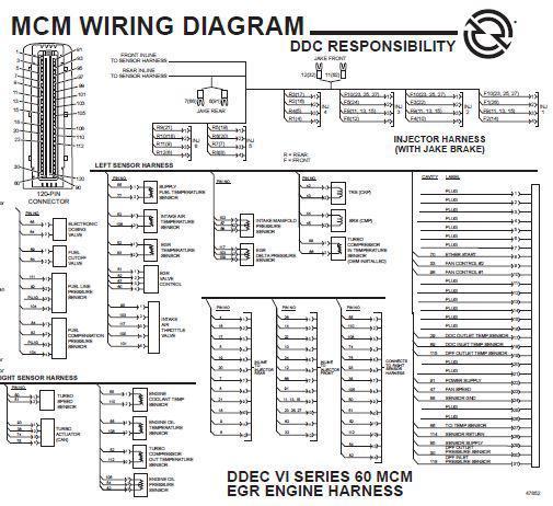 Ev 5766  Ddec 5 Wiring Schematic Free Diagram