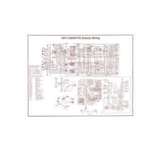 Zm 8130 1969 Corvette Wiring Diagram Exterior Wiring Diagram