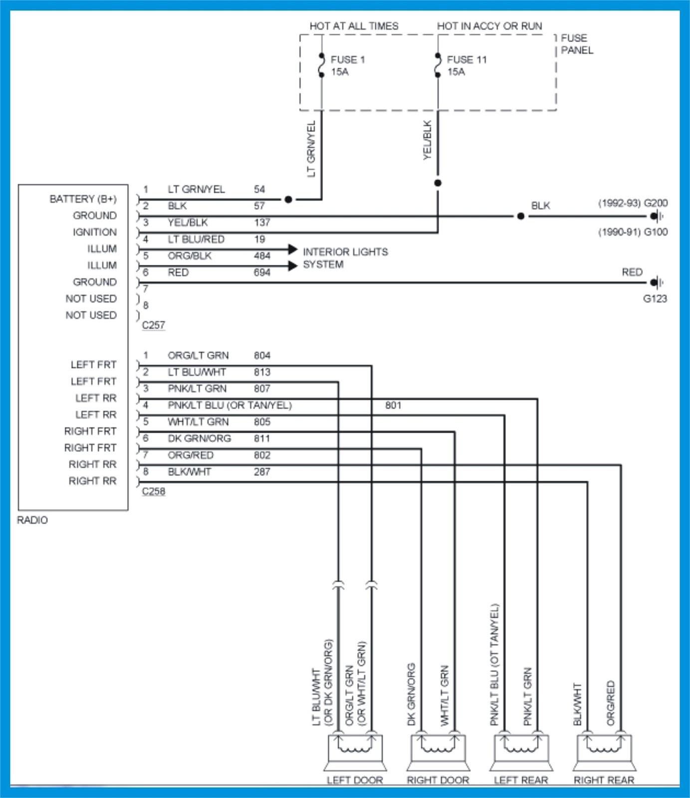 [DIAGRAM_3US]  Geo Radio Wiring - Wiring Diagrams | 2001 Chevy Prizm Stereo Wiring Diagram |  | week.pass.lesvignoblesguimberteau.fr