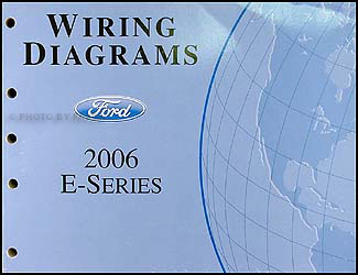 Pleasant 2006 Ford Econoline Van Club Wagon Wiring Diagram Manual Original Wiring Cloud Rometaidewilluminateatxorg