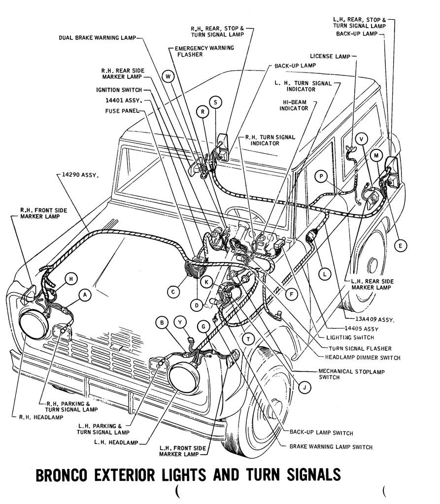 wiring diagram for 66 77 ford bronco 1968 ford bronco wiring harness sinau aceh tintenglueck de  1968 ford bronco wiring harness sinau
