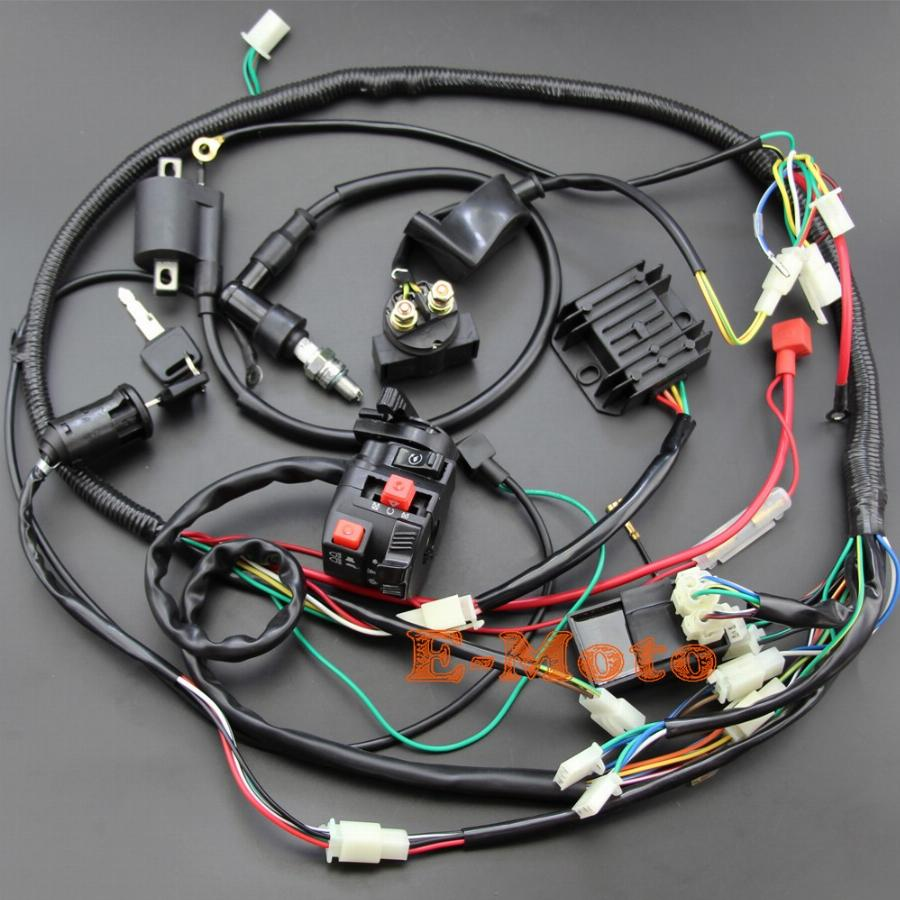 DN_1022] Gy6 Go Kart Wiring Harness Wiring DiagramHison Cosm Vira Effl Cajos Vira Mohammedshrine Librar Wiring 101