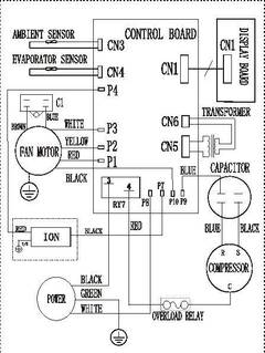 frigidaire a c package units wiring diagrams for electric heat on ag 7169  frigidaire air handler wiring diagrams schematic wiring  frigidaire air handler wiring diagrams