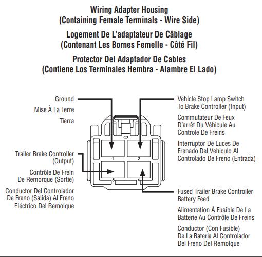 Mh 9533 Brake Controller Harness Free Diagram