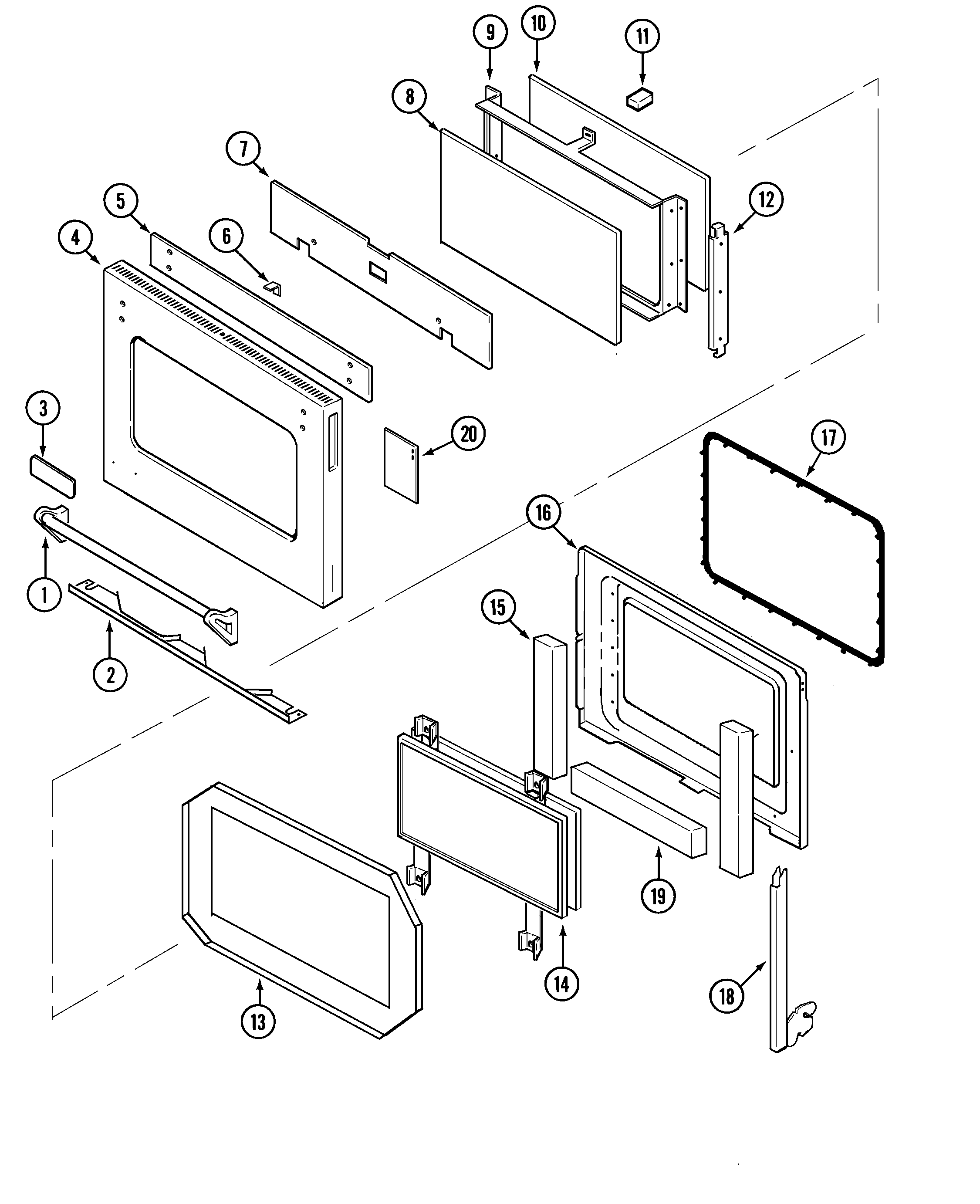 Parts Diagram Whirlpool Front Load