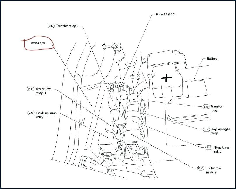 Tremendous Nissan Trailer Wiring Color Code Frontier Wiring Diagram Wiring Wiring Cloud Itislusmarecoveryedborg