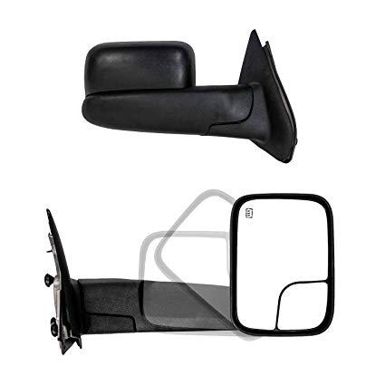 Cool Amazon Com Paragon Towing Mirrors For 2002 08 Dodge Ram 1500 2003 Wiring Cloud Rineaidewilluminateatxorg