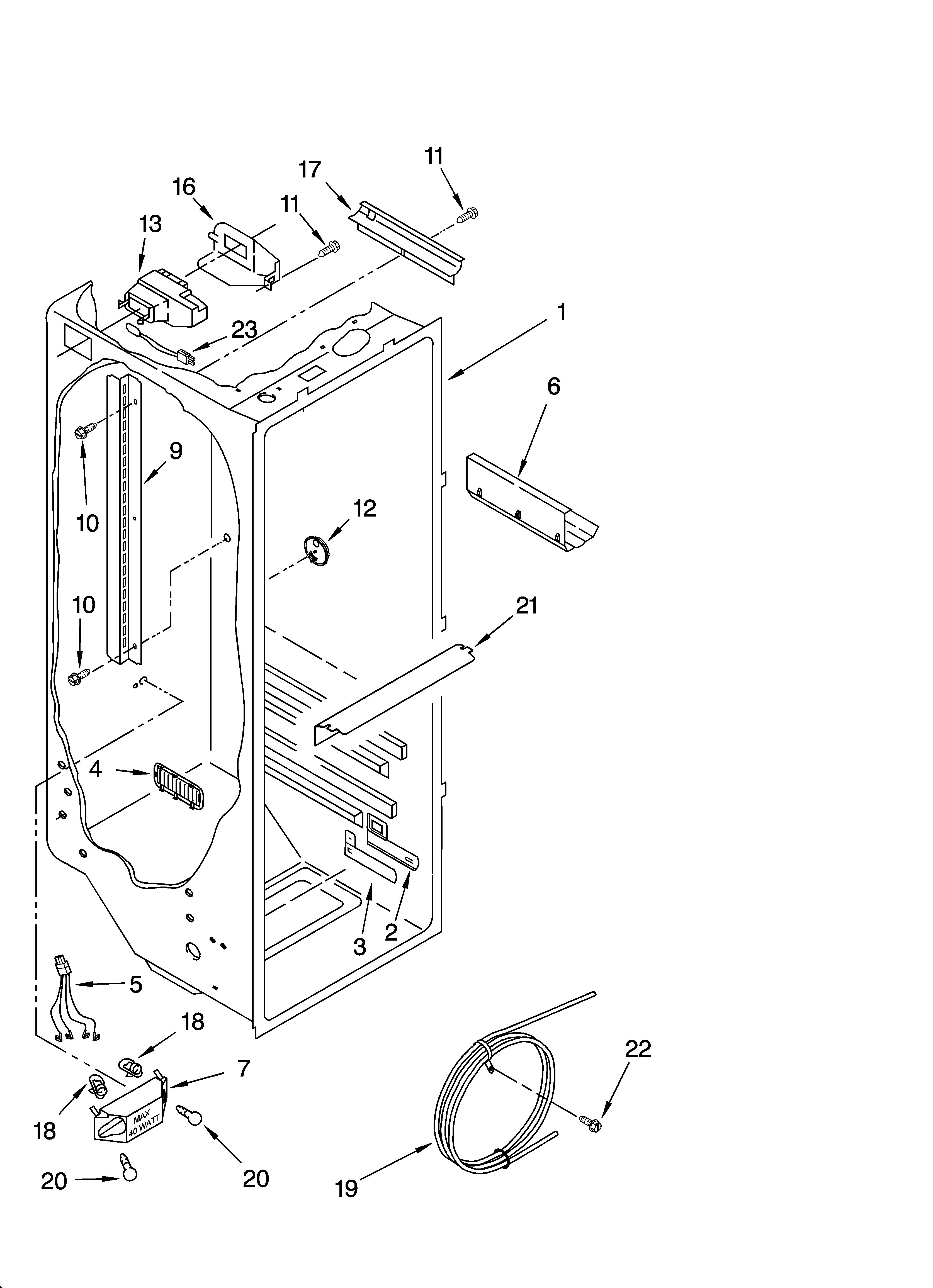 Kenmore Refrigerator Wiring Diagram from static-assets.imageservice.cloud