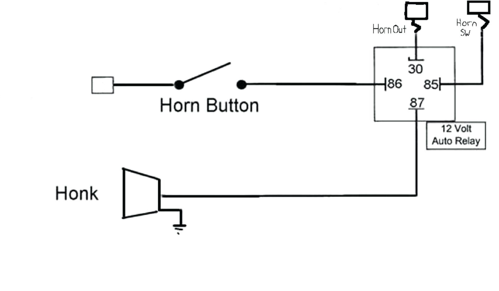 Ry 1918 Diagram Likewise Car Horn Relay Wiring Diagram In Addition Train Horn Schematic Wiring