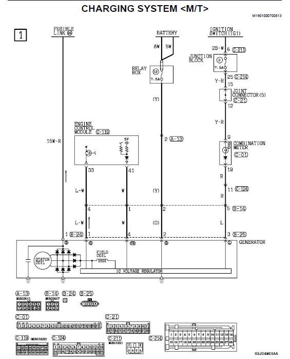 Ow 8887  Pajero Wiring Diagram Pdf Schematic Wiring